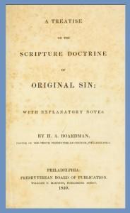 H. A. Boardman, Original Sin, Title Page, Web dpi, 8-21-2015