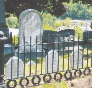 Moses D. Hoge, Grave, Hollywood Cemetery, Richmond, VA, 8-28-2015