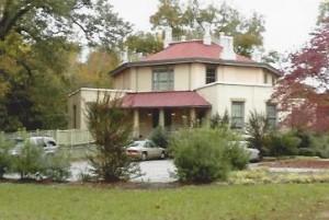 Octagon House, Laurens, 75dpi, View 2