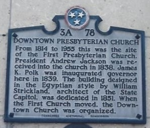 First PC, Nashville, TN, Historical Marker, 9-4-2015
