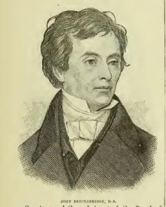 John Breckinridge, 1797-1841, 8-11-2014