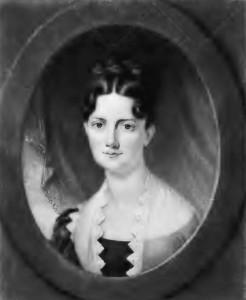 Margaret Breckinridge, Date Unknown, Wife of John Breckinridge born 1797, PTS Professor, 8-8-14