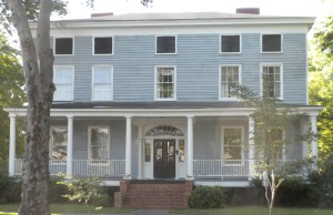 Howe House, Edited for Online, Columbia, SC, 5-14-12