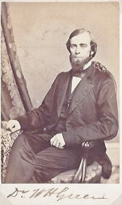 W. H. Green, CDV, Date Unknown, 75 dpi
