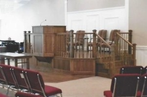 Pulpit A, for Article on Church Design--Pulpits, 7-15-2015