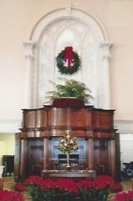 Pulpit F, for Article on Church Design, 7-15-2015