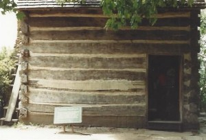 McGuffey Cabin, Ford Museum, 9-1-2015