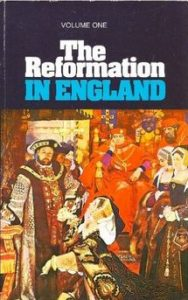Book Cover, History Reformation in England, D'Aubigne, 10-12-2015