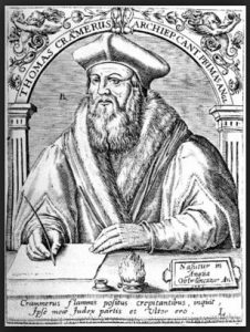 Thomas Cranmer, Black and White, 10-20-2015