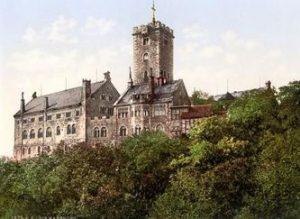Wartburg Castle, 10-9-2015