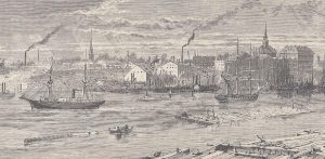 Savannah, c 1871, Cropped for Insertion in Article, 200dpi, 12-2-2015