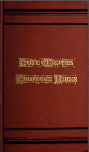 Cover of Love Truths from the Bible, 2-5-2016