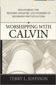 Johnson, Cover, Worshipping with Calvin, 2-15-2016
