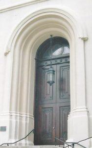 Church Design, Doors 4, 4-5-2016