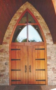 Church Design, Doors 5, 4-5-2016