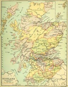 Scotland, Circa 1890, 4-15-2016