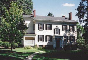 Hodge House, From Mercer Street, 100dpi, Taken 2003, 7-8-13