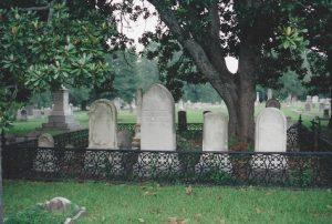 Thornwell Plot, Low PPI for Internet, Elmwood Cemetery, Columbia, SC, (2)