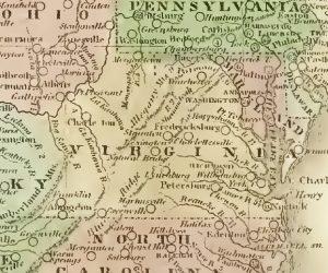 Virginia, circa 1829, 5-26-2016