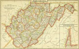 West Virginia, circa 1888, 5-26-2016
