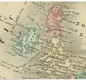 Great Britain, circa 1829, 7-1-2016