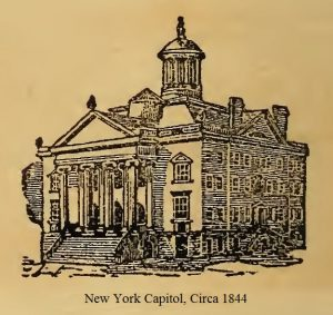 2 Old NY State Capitol Building, Used 1809-c1879, 5-25-2016