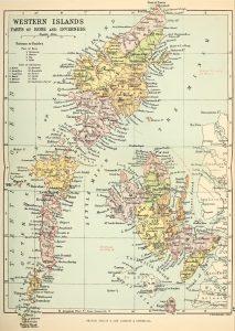 Western Islands Scotland, circa 1891, re McIver, 2-22-2016