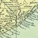 Charleston, South Carolina, Map, circa 1892